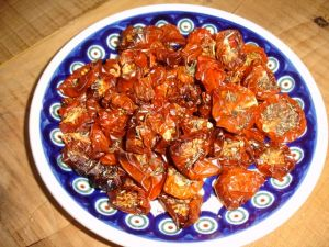 Home made Sun-dried tomatoes